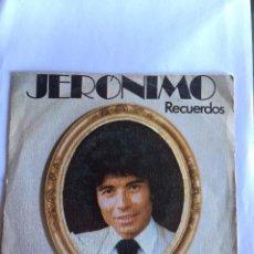 Discos de vinilo: JERONIMO - RECUERDOS. Lote 80096473