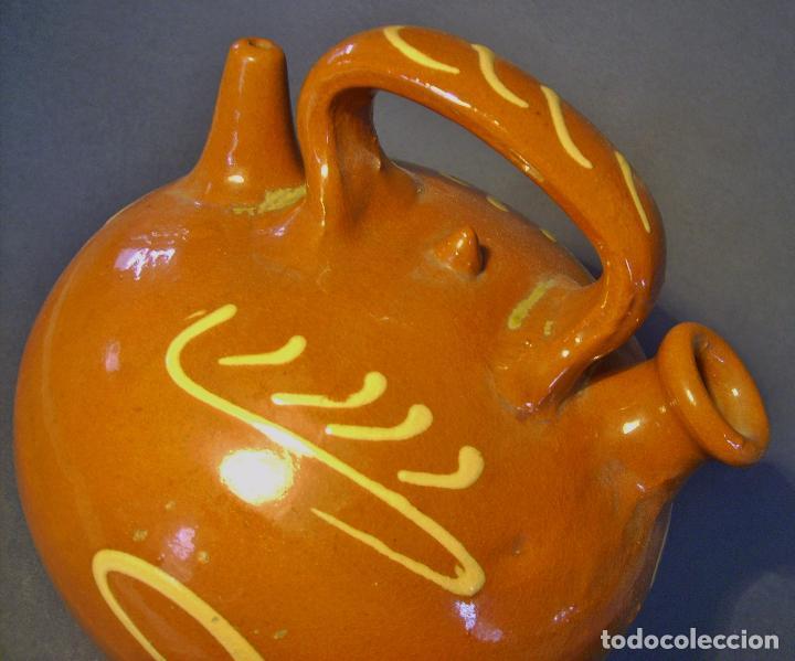 Antigüedades: BOTIJO DE TERRISSA CATALANA - Foto 11 - 80114357