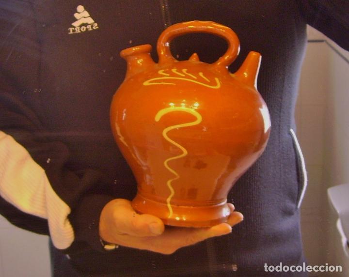 Antigüedades: BOTIJO DE TERRISSA CATALANA - Foto 13 - 80114357