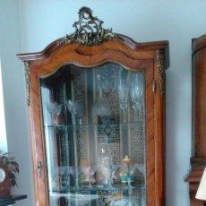 Antigüedades: VITRINA. Lote 80120557