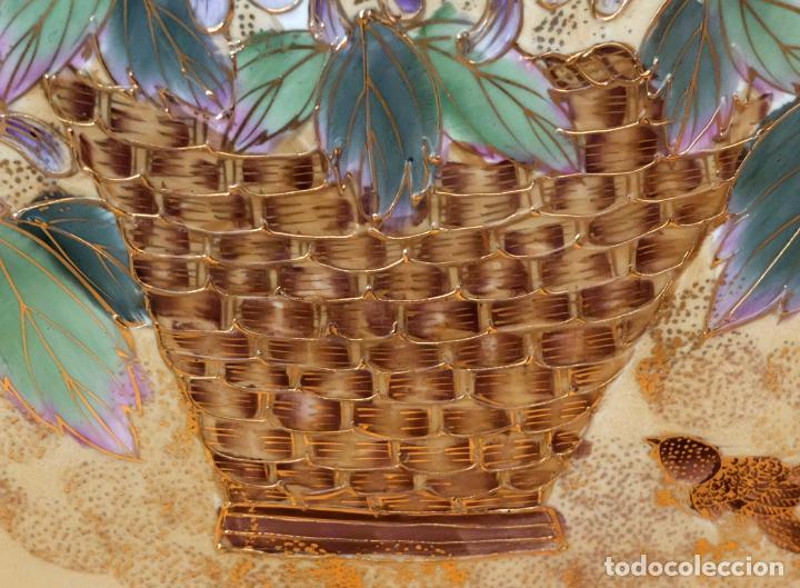 Antigüedades: IMPORTANTE JARRON DE MANUFACTURA CHINA. PRINCIPIOS DEL SIGLO XX - Foto 5 - 80174609
