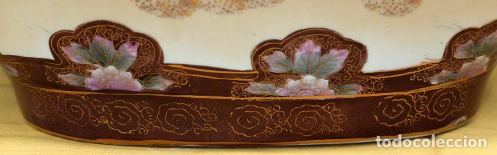 Antigüedades: IMPORTANTE JARRON DE MANUFACTURA CHINA. PRINCIPIOS DEL SIGLO XX - Foto 7 - 80174609