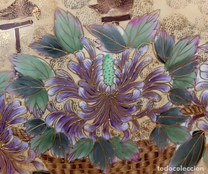 Antigüedades: IMPORTANTE JARRON DE MANUFACTURA CHINA. PRINCIPIOS DEL SIGLO XX - Foto 12 - 80174609