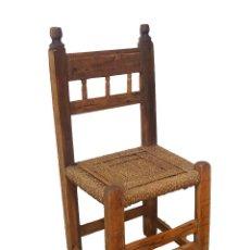 Antigüedades - Antigua silla aragonesa - 80184957