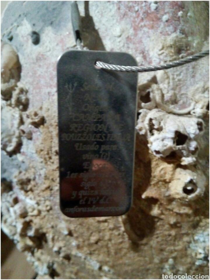Antigüedades: Decoración Ánfora romana sumergida. - Foto 2 - 131324061