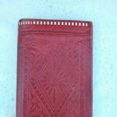 Antigüedades: CARTERA MONEDERO.. Lote 80252938