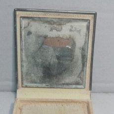 Antigüedades: POLVORERA ANTIGUA DE MUJER AÑOS 50. Lote 80287698