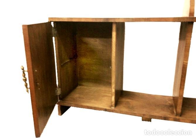 Antigüedades: precioso mueble auxiliar estilo art deco, bonito y muy práctico. - Foto 2 - 42426942