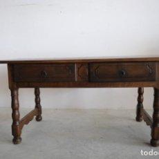 Antigüedades: MESA DE MATANZA TABLERO DE UNA PIEZA. Lote 80460037
