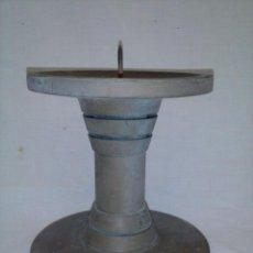 Antigüedades: CANDELABRO DE BRONCE.. Lote 80516481