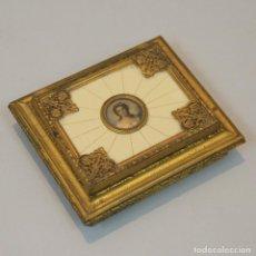 Antigüedades: CAJA JOYERO DE LA PRIMERA MITAD DEL SIGLO XX.. Lote 80780510