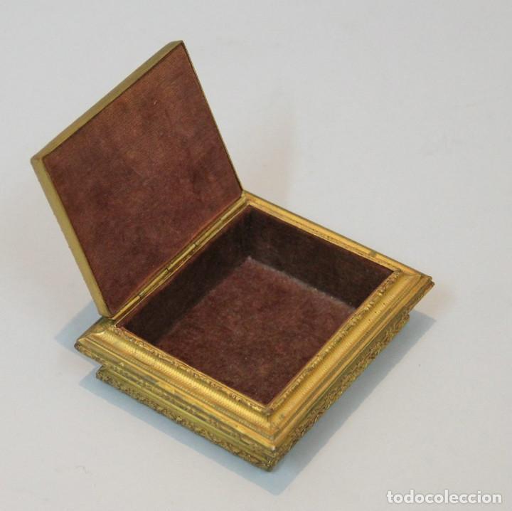Antigüedades: Caja joyero de la primera mitad del siglo XX. - Foto 3 - 80780510