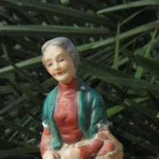 Antigüedades: FIGURA PORCELANA. Lote 80856959