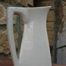 Antigüedades: JARRA DE LECHE DE UN JUEGO DE CAFÉ ART DECÓ CERÁMICA. Lote 80871947