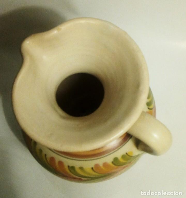 Antigüedades: jarra de talavera - Foto 2 - 80873019