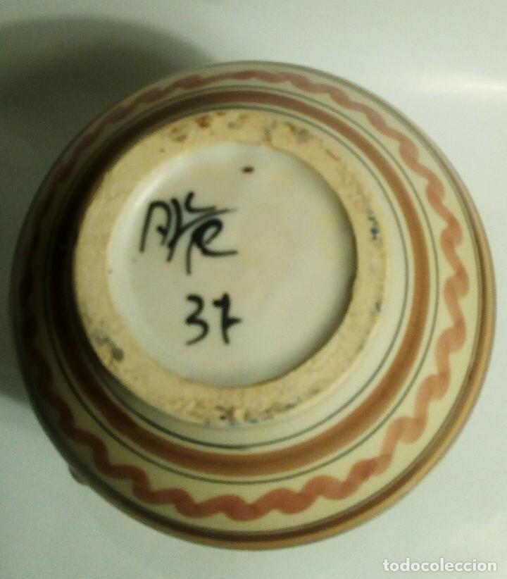Antigüedades: jarra de talavera - Foto 3 - 80873019