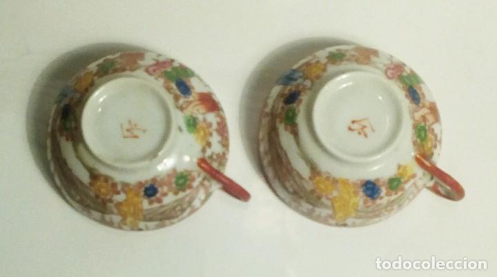 Antigüedades: delicadas tazas chinas - Foto 3 - 80891983