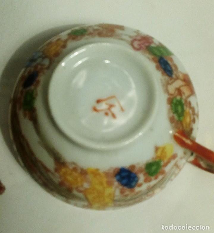 Antigüedades: delicadas tazas chinas - Foto 4 - 80891983