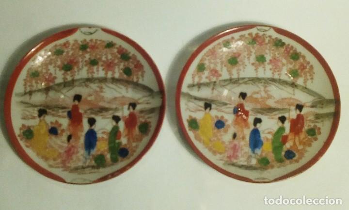 Antigüedades: delicadas tazas chinas - Foto 5 - 80891983