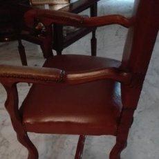 Antigüedades: PAREJA DE SILLONES. Lote 80914572