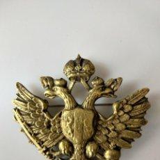 Antigüedades: BROCHE CAPA. RUSIA??. Lote 80915736
