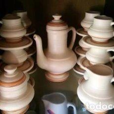 Antigüedades: JUEGO DE CAFÈ ANTIGUO. Lote 80979568