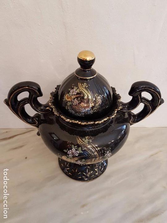 Antigüedades: JARRÓN DE PORCELANA - Foto 2 - 81053416