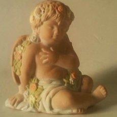 Antigüedades: ANGELITO DE CERAMICA. Lote 81206264