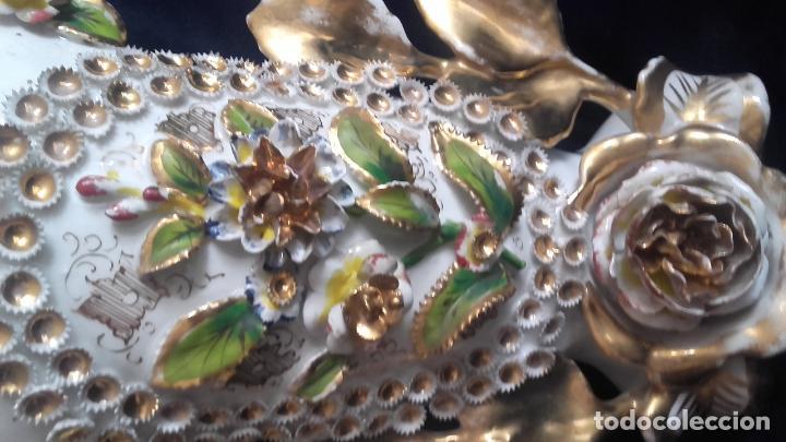 Antigüedades: Pareja jarrones Isabelinos - Foto 3 - 81293888