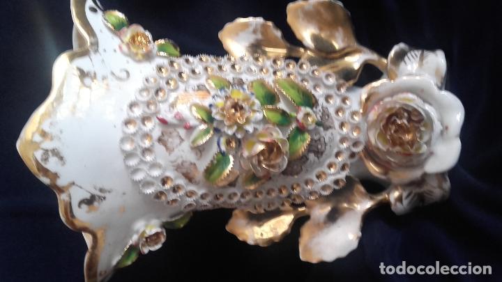 Antigüedades: Pareja jarrones Isabelinos - Foto 6 - 81293888
