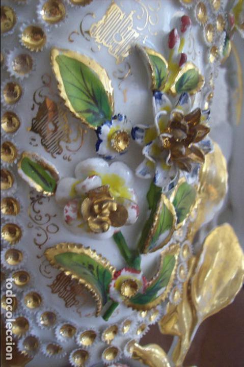 Antigüedades: Pareja jarrones Isabelinos - Foto 7 - 81293888
