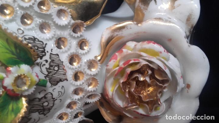 Antigüedades: Pareja jarrones Isabelinos - Foto 9 - 81293888