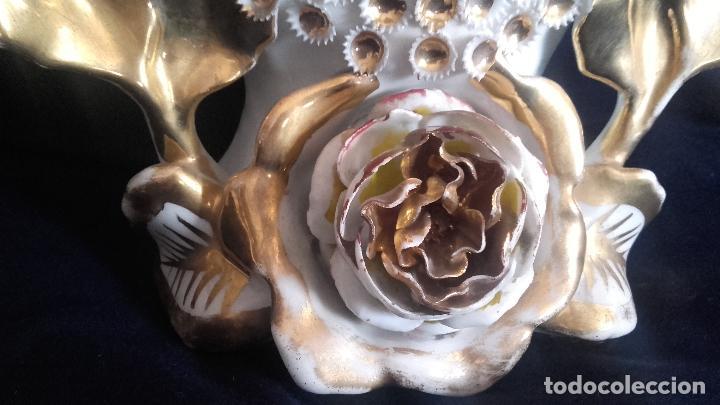 Antigüedades: Pareja jarrones Isabelinos - Foto 10 - 81293888