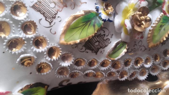 Antigüedades: Pareja jarrones Isabelinos - Foto 11 - 81293888