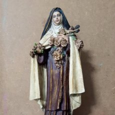 Antigüedades: IMAGEN DE SANTA TERESA DE LISIEUX. Lote 81648764