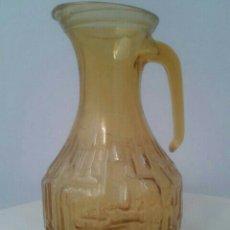 Antigüedades: JARRA ANTIGUA DE CRISTAL DE MURANO. Lote 81713135