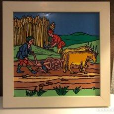 Antiquitäten - Azulejo Ceramico. Azulejo Pintado y esmaltado, - 81714536