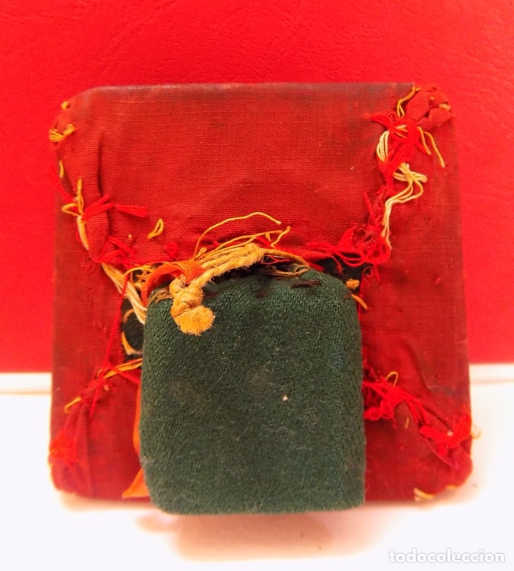 Antigüedades: RELICARIO DE PLATA - Foto 2 - 81751390
