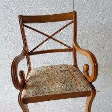 Antigüedades: SILLÓN DE ESCRITORIO. Lote 81859984