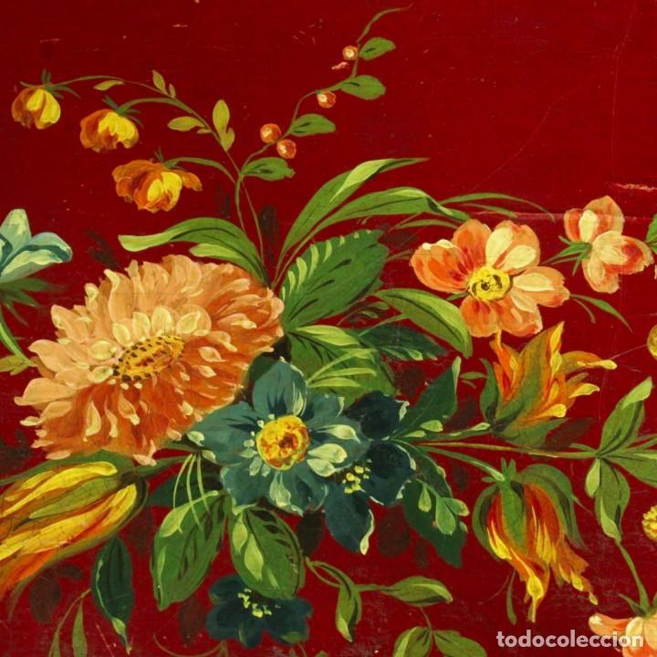 Antigüedades: Consola italiana lacada y pintada - Foto 14 - 81902772