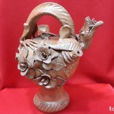 Antigüedades: CÀNTIR --BOTIJO - BREDA. IMPECABLE.. Lote 81950860