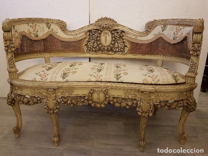 Muebles rococo es una coleccin de aires muy de la for Muebles el tresillo