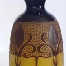 Antiquitäten - Jarrón de Cristal firmado Argental - 82095731