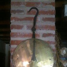 Antigüedades: ROMANA DE LATÓN (MANCHESTER) PIEZA DE MUSEO. Lote 82107060