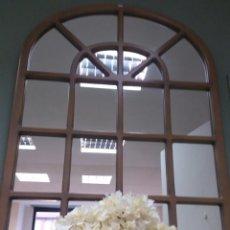 Espejo grande de ventana o cuarterones comprar espejos - Espejos grandes segunda mano ...