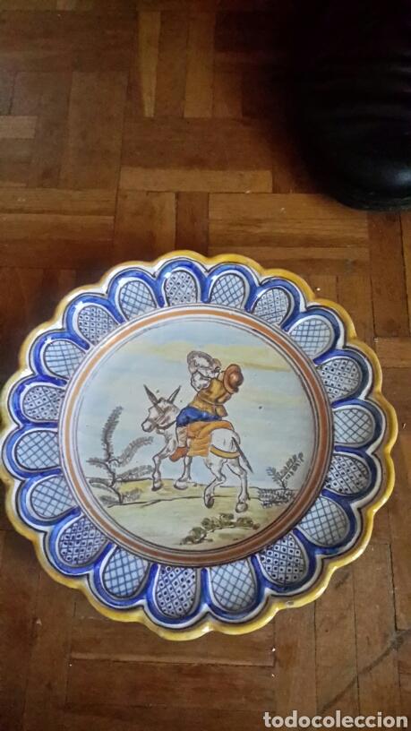 CERAMICA ANTIGUA DE TALAVERA (Antigüedades - Porcelanas y Cerámicas - Talavera)