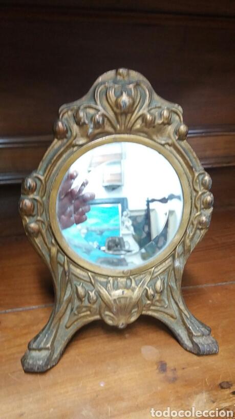 espejito de tocador modernista con cristal bise - Comprar Espejos ...