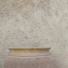 Antigüedades: MACETERO FINALES DEL SIGLO XIX ART DECO.. Lote 82178246