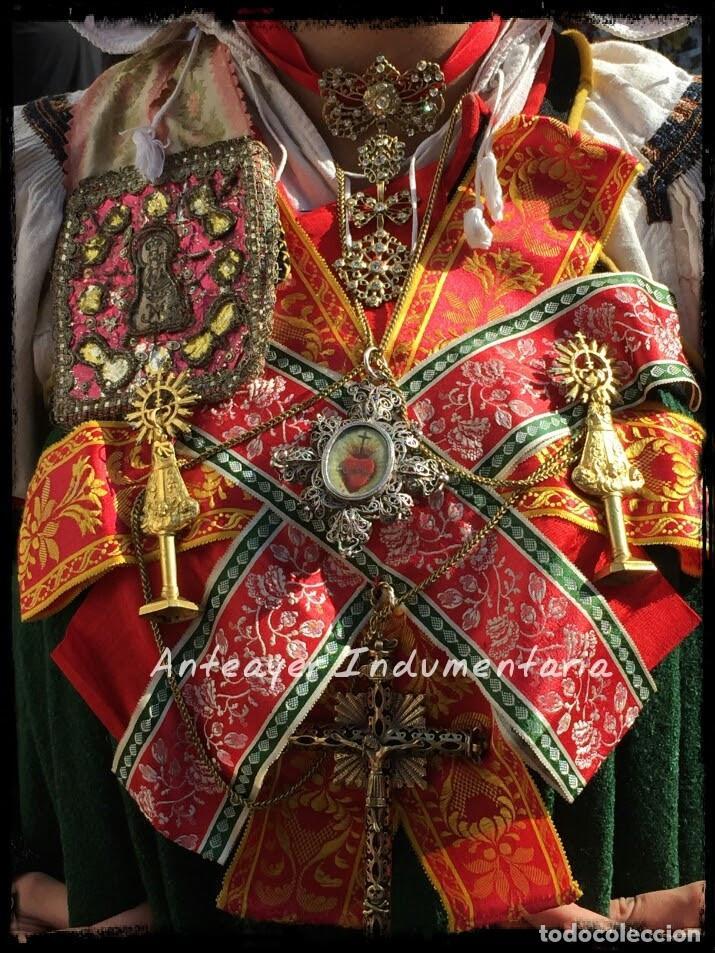 Antigüedades: Virgen del Pilar. - Foto 9 - 82293624
