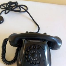 Antigüedades: TELÉFONO BAQUELITA ANTIGUO. Lote 82330880
